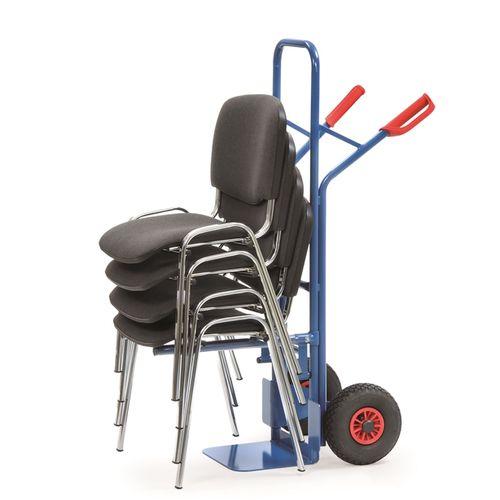 Vozík pro přepravu židlí V10