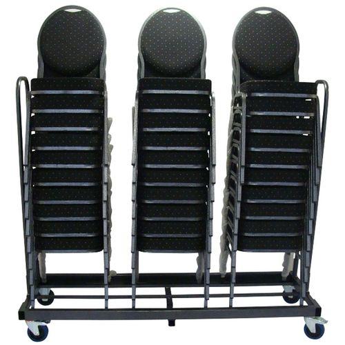 Vozík pro přepravu banketových židlí BS