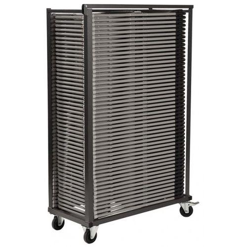 Vozík TW100 pro přepravu sklapovacích židlí MORENO