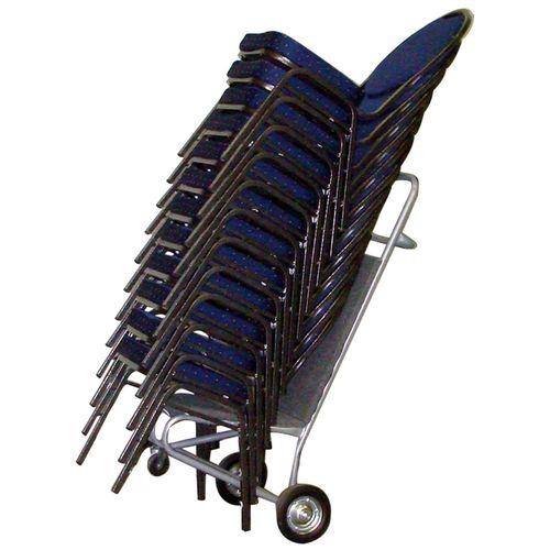 Vozík pro přepravu židlí