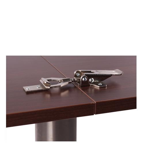 Kovové spojky pro sklapovací stoly