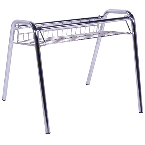 Závesný košík pod stoličky kovový