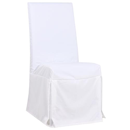 Ozdobné návleky na stoličky