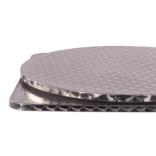 Venkovní stolové pláty nerez INOX