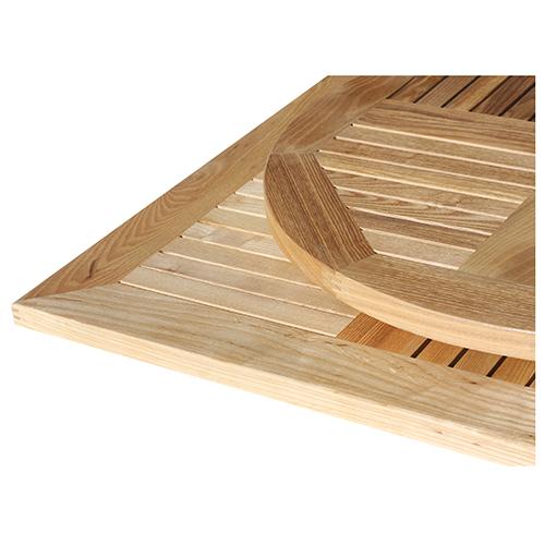 Dřevěné desky venkovní ke stolu