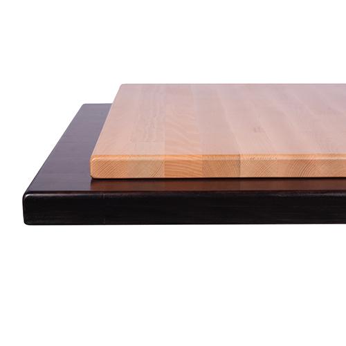 Stolové desky z masivu ke stolům