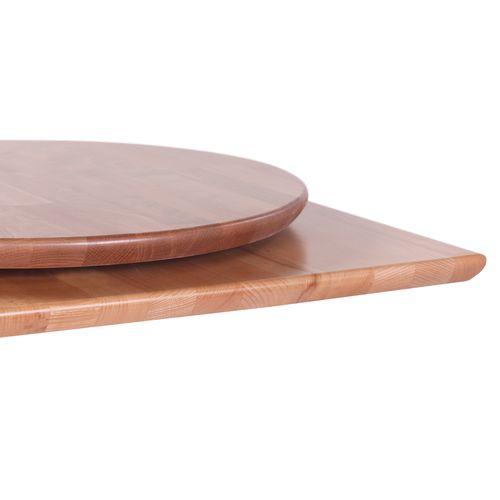 Desky ke stolu masivní buk 27 mm se zkosenou hranou