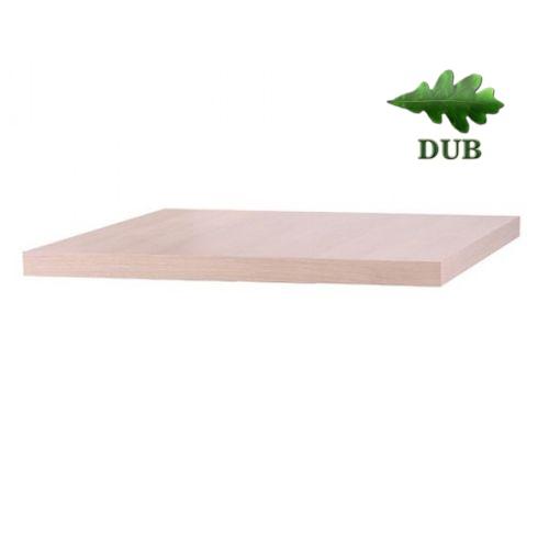 Laminované stolové desky dekor bělený dub 40 mm
