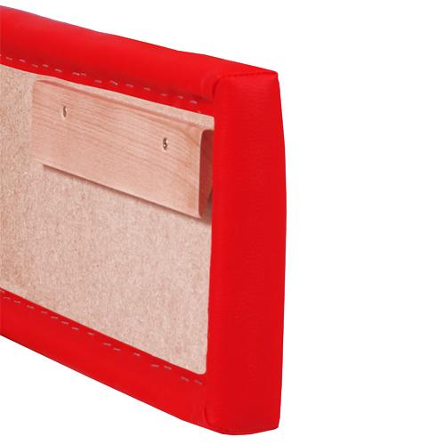 Opěradlové čalouněné desky pro CUBO