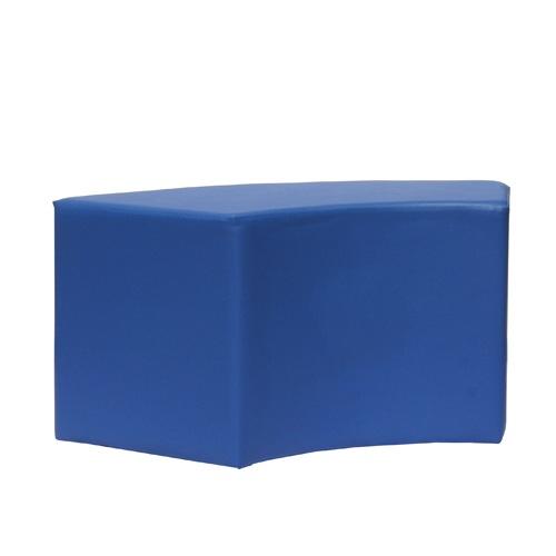 Sedací taburet segment 60° stupňů