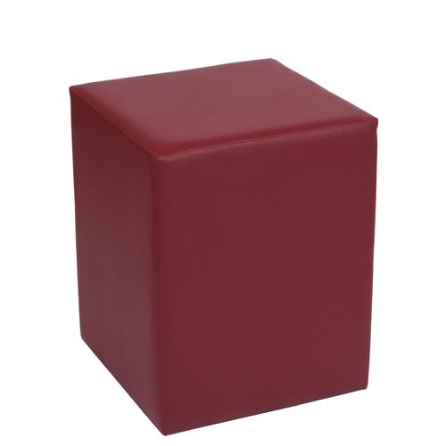Čalouněná lavice kostka