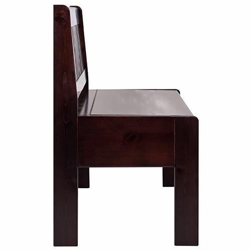 Dřevěné lavice