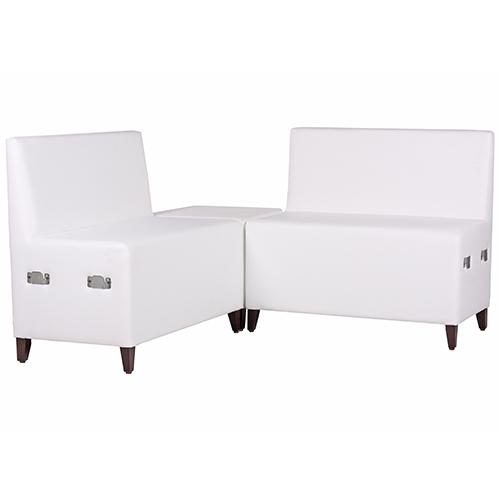 Čalouněné lavice MICA