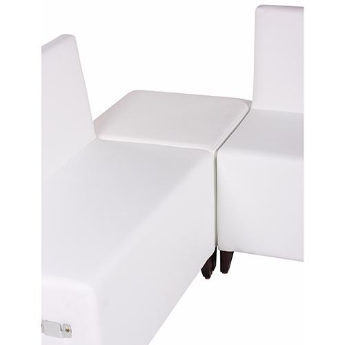 Čalouněné rohové lavice MICA