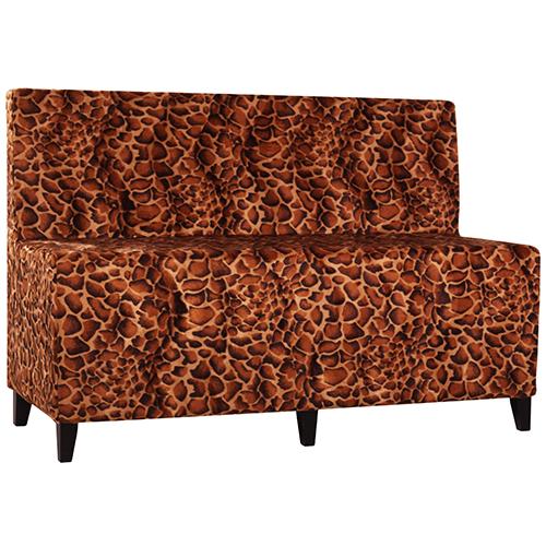 Čalůouněné lavice ZOO Safari látka