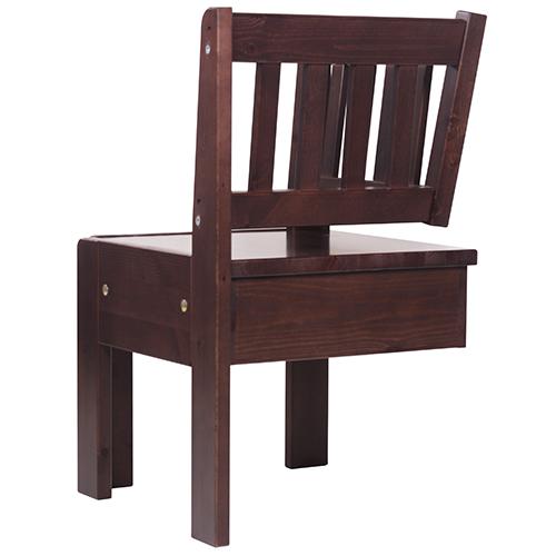 Drevěné rohové lavice