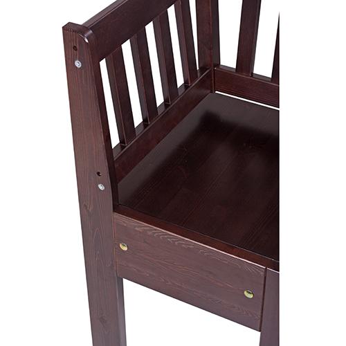 Dřevěné jídelní lavice