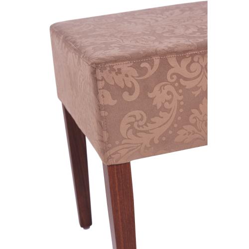 Čalouněný taburetek