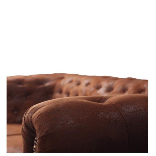Čalouněné sedačky Cesterfield