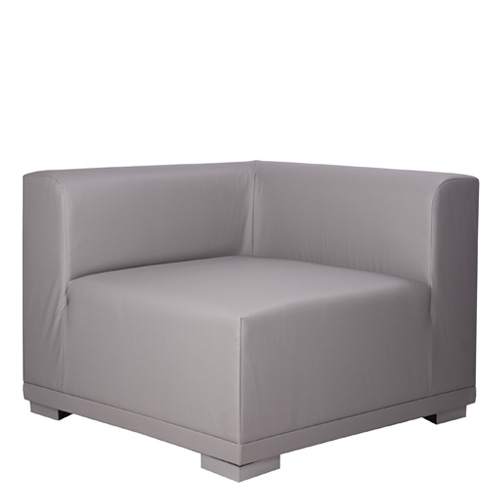 Čalouněné sestavovací sedačky MELANO IE