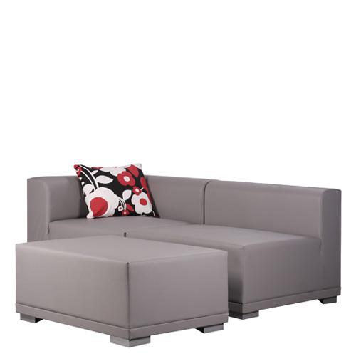 Čalouněná sedačka pro lounge prostory