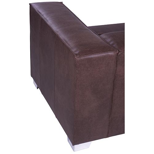 Kožené sedačky