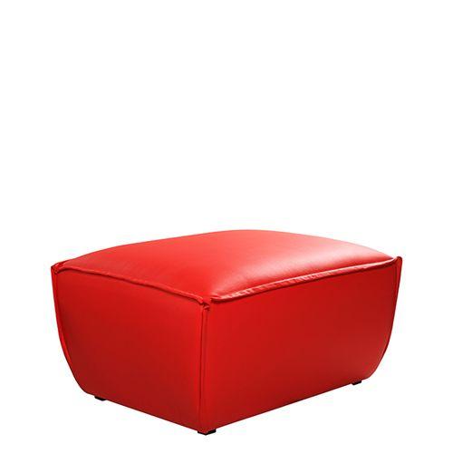 Čalouněné lounge taburety JUPITER
