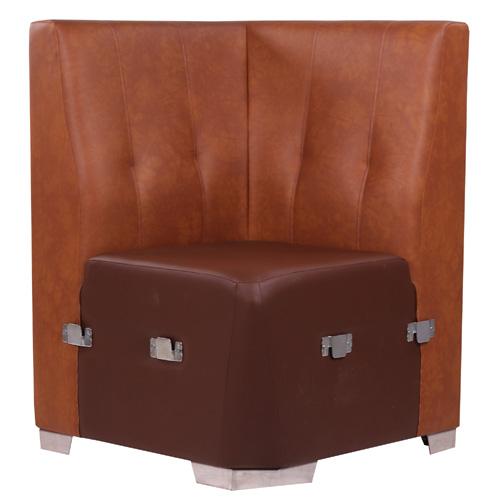 Čalouněné lavice LUKA dvě barvy