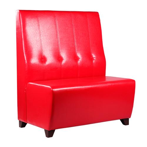 Čalúnené sedacie lavice