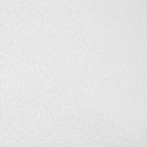 Pravá kůže LE K-401 bílá