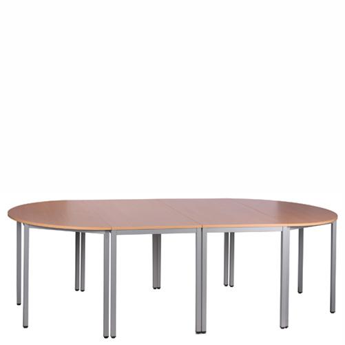Kovové jednací stoly