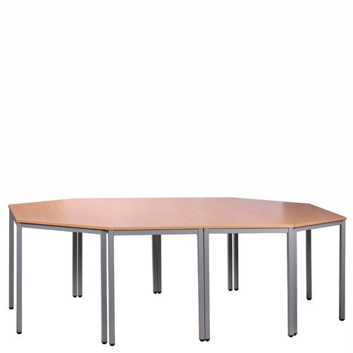 Kovové seminární stoly
