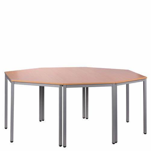 kovové sestavovací stoly