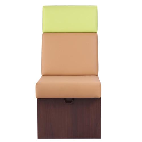 Modulárné sedacie lavice do reštaurácie