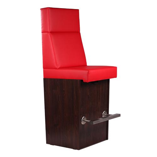 Barové čalouněné lavice TRENTO BAR 50H
