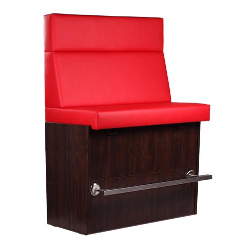 Barové čalouněné lavice TRENTO BAR 100H