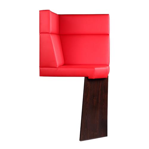 Rohové barové lavice