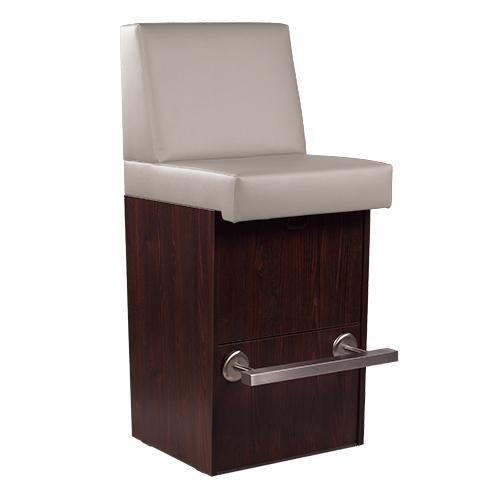 Barové čalouněné lavice TRENTO BAR 50