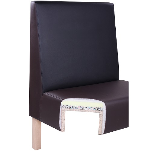 Čalouněné lavice u sedáku MADERA