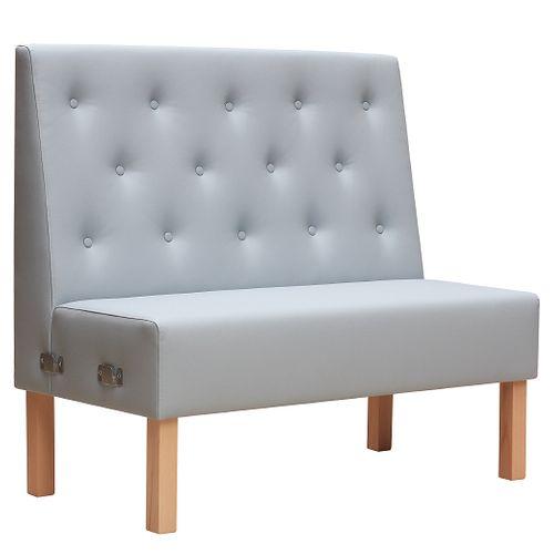 Čalouněné lavice MADERA KM DN různé délky