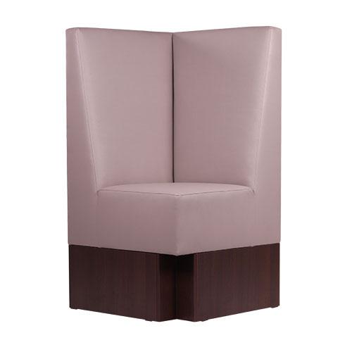 Čalouněné lavice MADERA IE SK vnitřní roh
