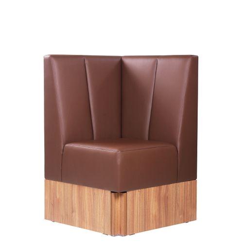 Čalouněné lavice OLBIA MQ IE vnitřní roh