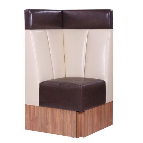 Čalouněné lavice OLBIA HQ IE vnitřní roh