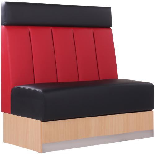 Čalouněné lavice do restaurace